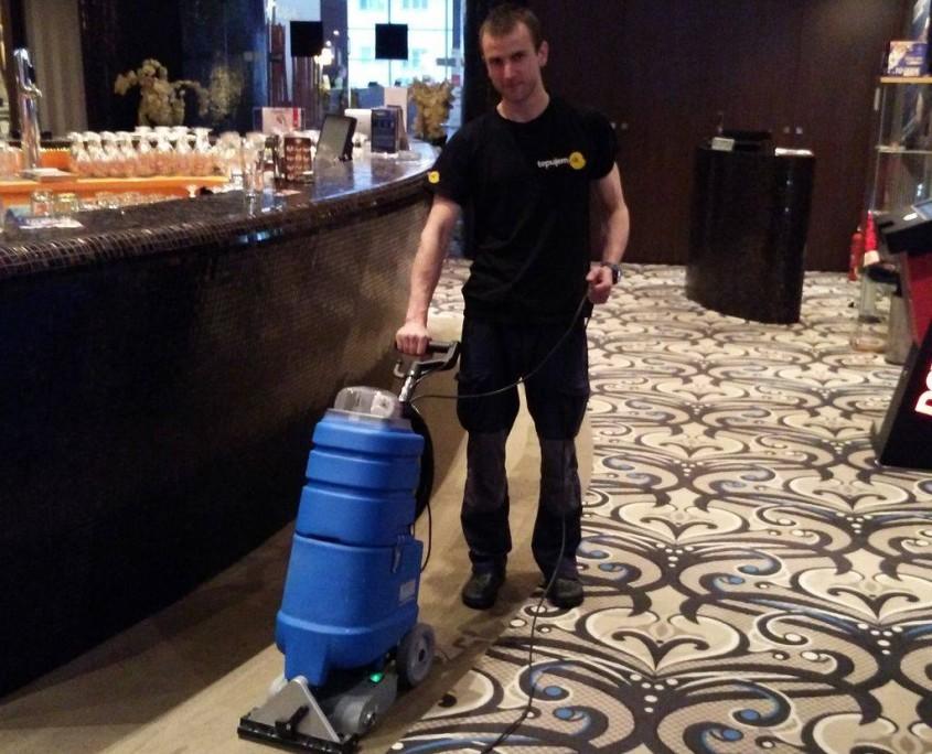Tepovanie hotelov