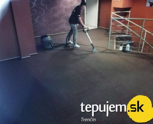Ako si vyčistiť koberec?