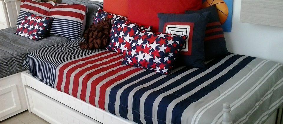 Nezabudnite si otočiť matrac!