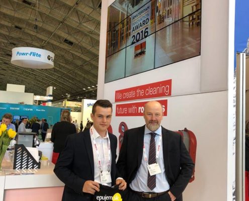 INTERCLEAN AMSTERDAM 15-18.5.2018