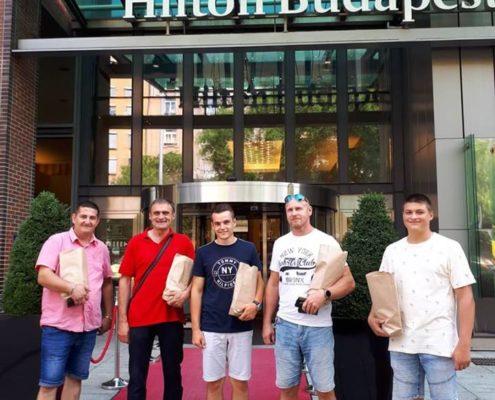 HOTEL HILTON BUDAPEŠŤ